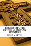 Image of The Institutes Of The Christian Religion