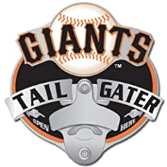 MLB San Francisco Giants Tailgater Hitch Cover by Siskiyou