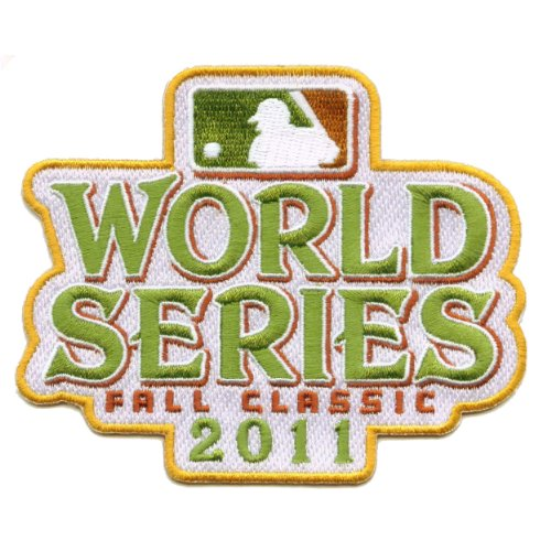 MLB  Logo Patch - 2011 World Series