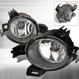 2005-2006 Nissan Altima OEM Style Fog Lights Clear