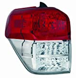 Depo 312-19A5L-US1 Toyota 4Runner Driver Side Tail Lamp Lens and Housing