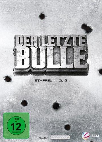Der letzte Bulle - Staffel 1-3 [9 DVDs]