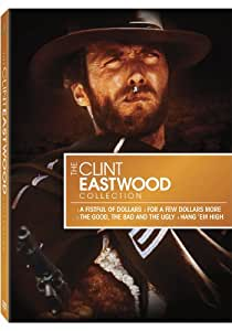 The Clint Eastwood Star Collection (Fistful of Dollars / For A Few Dollars More / The Good, The Bad and The Ugly / Hang 'em High)