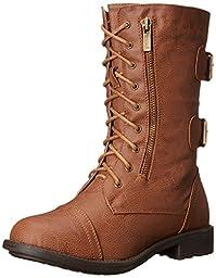 Top Moda Women Pack-72 boots Tan 8