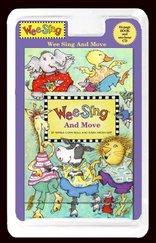Wee Sing and Move. Book + CD (Wee Sing (Paperback))