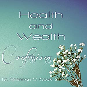 Health & Wealth Confessions Speech