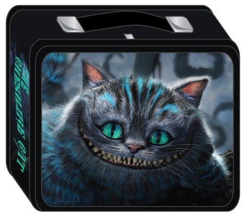Alice in Wonderland Cheshire Cat Lunch Box WDLB0007 & ForSale Christmas Alice in Wonderland Cheshire Cat Lunch Box ... Aboutintivar.Com