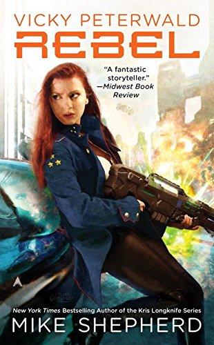 Rebel (Vicky Peterwald, #3)