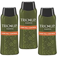 Trichup Hair Fall Control Herbal Hair Shampoo (200 Ml X 3) (Pack Of 3)