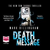Death Message: Tom Thorne, Book 7 | Mark Billingham