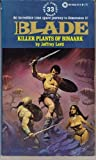 img - for Killer Plants of Binaark (Richard Blade #33) book / textbook / text book
