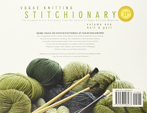 Vogue Knitting Stitch Dictionary : Vogue Knitting