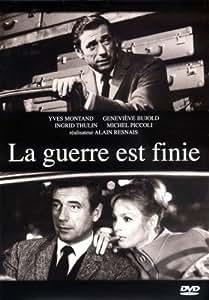 La Guerre est finie (Original French ONLY Version - No English Options)