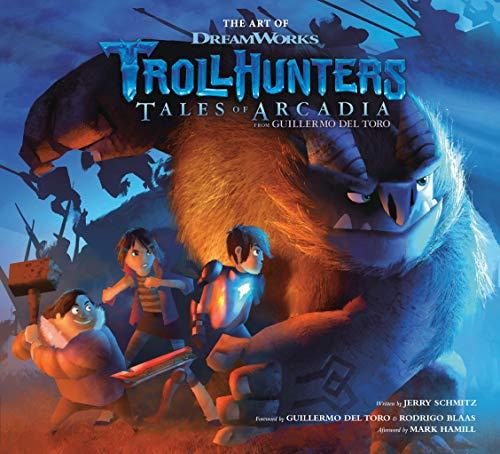 The Art of Trollhunters [Dreamworks] (Tapa Dura)