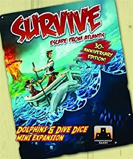 Survive: Dolphins and Dive Dice Mini-Expansion