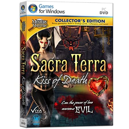 Sacra Terra: Kiss of Death - Collector&#39;s Edition
