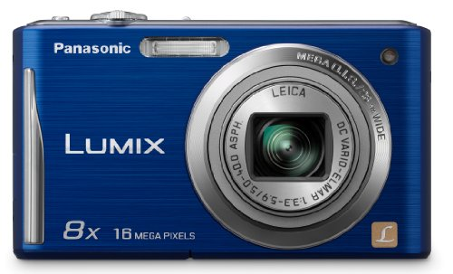 Panasonic DMC-FH25A 16.1MP Digital Camera  8x