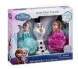 Disney Frozen Bath Time Friends Set, 3 Pc