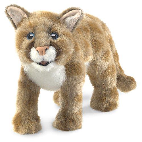 Folkmanis - felpa en forma de cachorro de puma