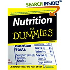 Nutrition For Dummies (Nutrition for Dummies)