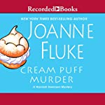 Cream Puff Murder: A Hannah Swensen Mystery (       UNABRIDGED) by Joanne Fluke Narrated by Suzanne Toren
