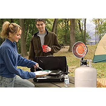 Mr. Heater MH15T Single Tank Top Outdoor Propane Heater