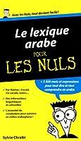Le lexique arabe pour les nuls © Amazon