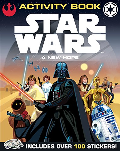Star Wars: A New Hope: Activity Book (Star Wars Activity)