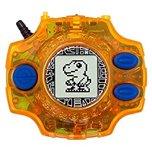 Amazon.com: Digimon 15th Anniversary Digivice - Taichi Orange Color
