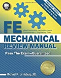 img - for FE Mechanical Review Manual book / textbook / text book