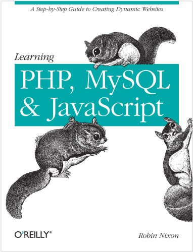 Learning PHP, MySQL and JavaScript Ebook