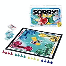 Sorry the board game!