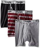Wrangler Men's 3 Pack Boxer Briefs