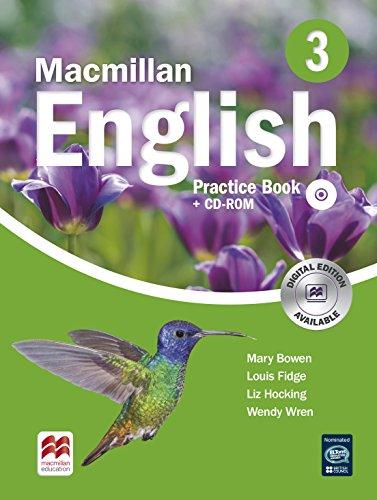 MACMILLAN ENGLISH 3 Practice Pk