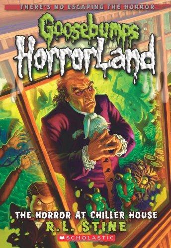 Goosebumps Horrorland #19: The Horror At Chiller House front-665698