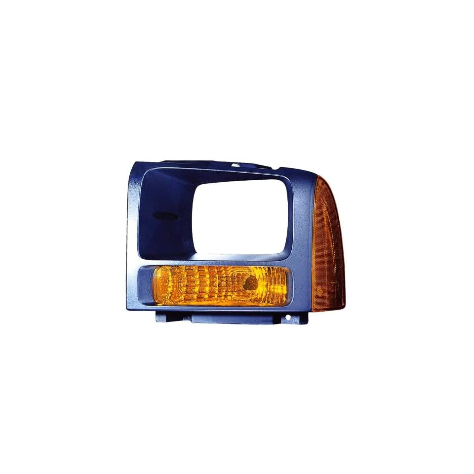 Depo 330 1201L US6 Ford F Series Super Duty Driver Side Replacement Parking/Signal Light Unit