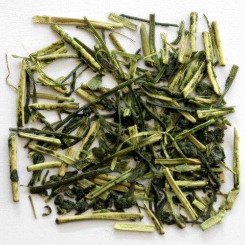 Bello Tea Japanese Kuki Cha Green Tea 8 Oz