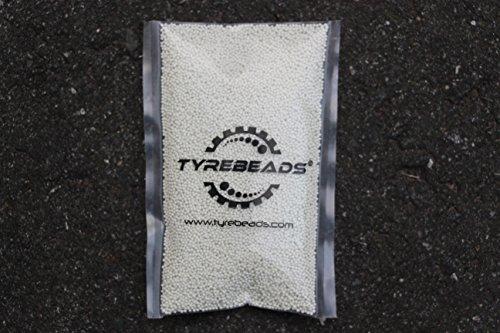 TyreBeads Tire Balancing Beads - 1 bag of 4 oz -Truck/Motorhome/4x4/Trailer/Motorcycle
