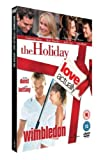 The Holiday/Love Actually/Wimbledon [DVD]