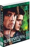 SUPERNATURAL / スーパーナチュラル 〈サード・シーズン〉セット1 [DVD]