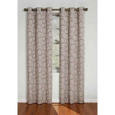Eclipse 42x63, Linen,zodiac Energy-efficient Curtain Panel, Blocks Light, Reduces Noise and Saves Energy (Eclipse Blackout Panel Zodiac compare prices)