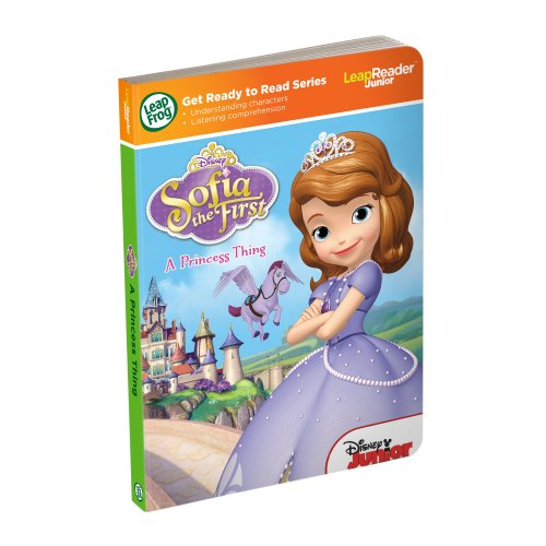 LeapFrog LeapReader Junior Book: Disney Sofia the First: A Princess Thing