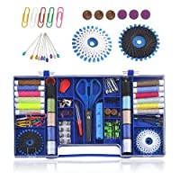 eZthings® Professional Sewing Supplies Variety Sets and Kits for Arts and Crafts by eZthings