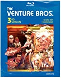 51My7e2fUsL. SL160  The Venture Bros.: Season Three [Blu ray]
