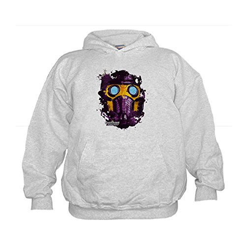 CafePress Guardians of the Galaxy Star Lord Mask Kids Hoodie