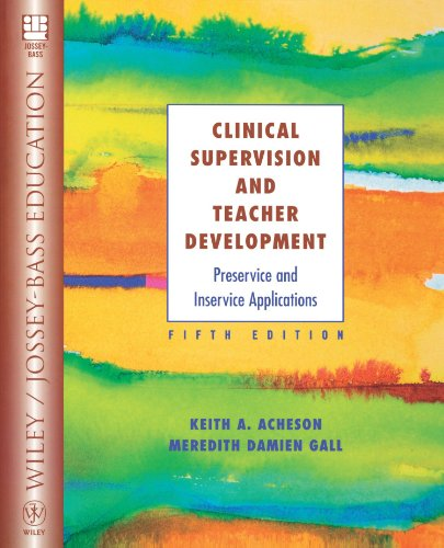 Clinical Supervision and Teacher Development: Preservice...