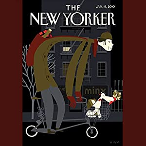 The New Yorker, January 18, 2010 (Malcolm Gladwell, Amanda Fortini, Nancy Franklin) Periodical