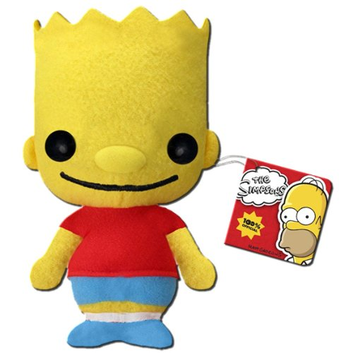 Funko Bart Simpson Plushie