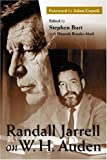 Randall Jarrell on W. H. Auden (A Columbia University Publication)