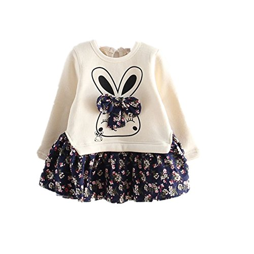 ftsucq-girls-floral-printed-bunny-long-sleeve-dressblue-120-130cm